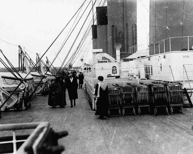 Titanic: For Arthur Peuchen, surviving the disaster as a man brought years of finger-pointing